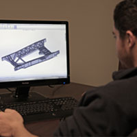 Solidworks Computer Engineering CAD program